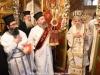 His Eminence preaching a Sermon