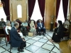 The Minister of Defense of Cyprus Mr. Savvas Aggelidis visits the Patriarchate