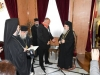The awarding of His Excellency Mr. Boyko Borissov